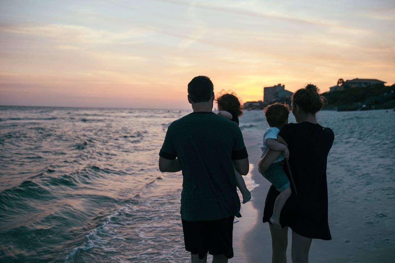 https://www.pexels.com/photo/sunset-water-sea-beach-108070/